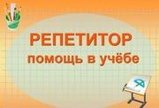 Репетитор в Омске. Помощь в учёбе.