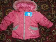 Курточка детская Sky новая размер на 1-3годика