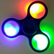 Спиннер светящийся оригинальная игрушка покупайте в Магазине БВУ и Будет Вам Удача